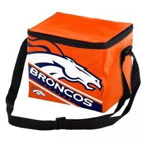 NFL Denver Broncos Insulated Cooler Lunch Bag